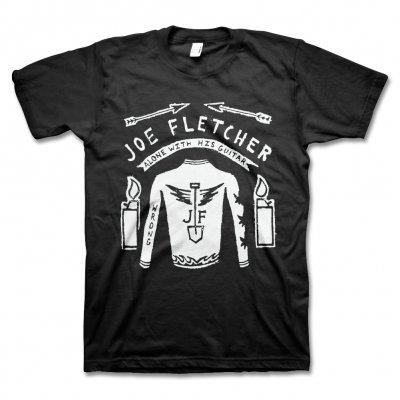 Joe Fletcher - Lighter T-Shirt (Black)