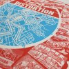 IMAGE | Greetings From... Screen Printed Tour Poster - detail 2