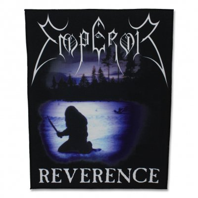 valhalla - Reverence Back Patch