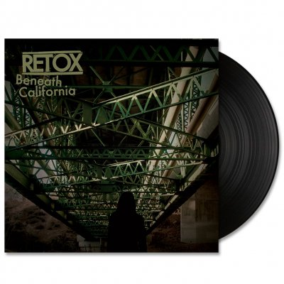 Retox - Beneath California LP (Black)