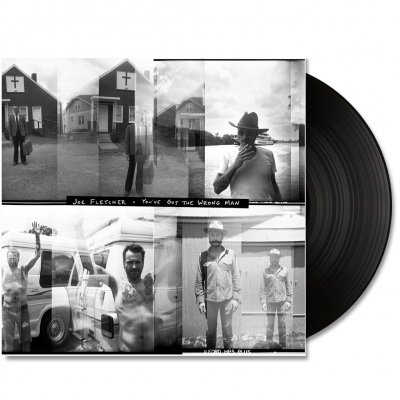 joe-fletcher - You've Got The Wrong Man LP (Black)