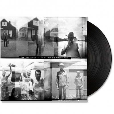 Joe Fletcher - You've Got The Wrong Man LP (Black)