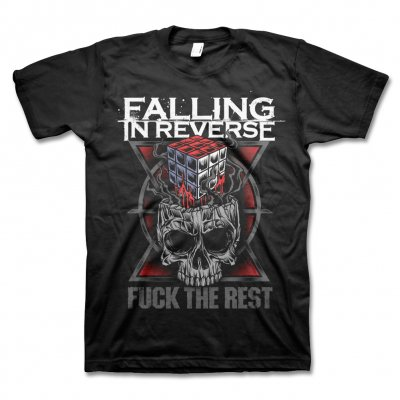 Falling In Reverse - Fuck The Rest T-Shirt (Black)
