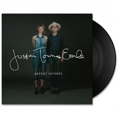 justin-townes-earle - Absent Fathers LP (Black) (JTE Store)