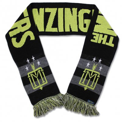 The Menzingers - Monogram Bar Scarf