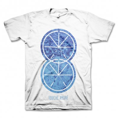 touche-amore - Blue Circle T-Shirt