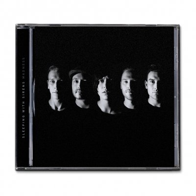 sleeping-with-sirens - Madness CD