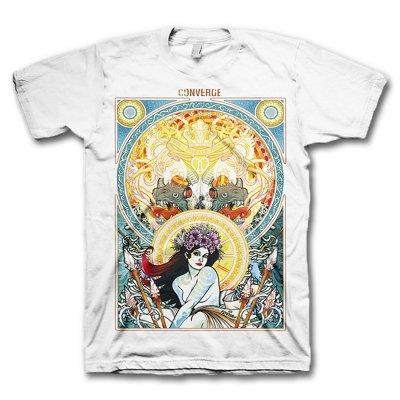 Converge - Florian T-Shirt (White)