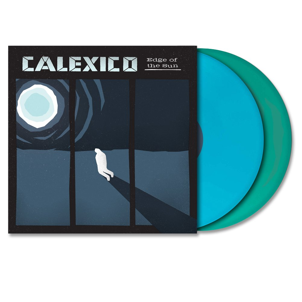 IMAGE   Edge Of The Sun - Deluxe 2xLP (Green/Blue)
