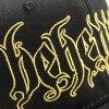 IMAGE | Logo Snap Back Hat (Black) - detail 2