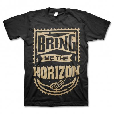 Bring Me The Horizon - Dynamite Shield T-Shirt