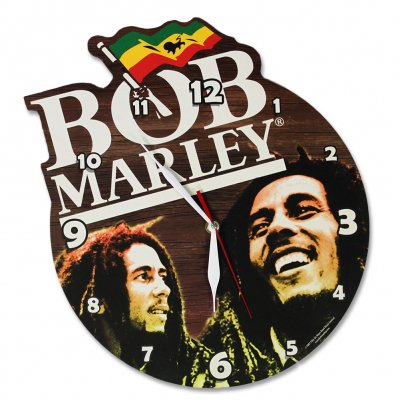 ziggy-marley - Bob Marley - Picture Clock