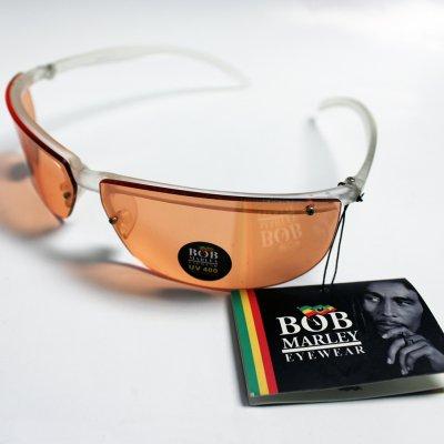 ziggy-marley - Bob Marley - Peach Sunglasses