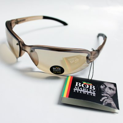 ziggy-marley - Bob Marley - Sunglasses (Brown)