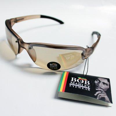 ziggy-marley - Bob Marley - Sunglasses (Brown)