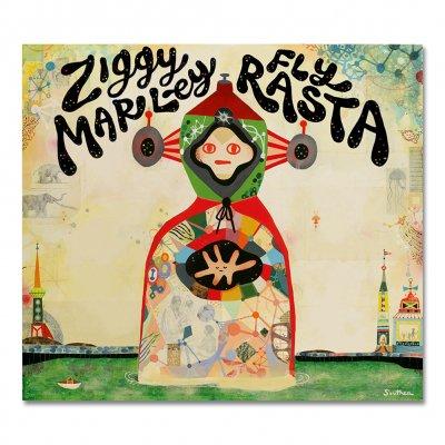 ziggy-marley - Fly Rasta - CD