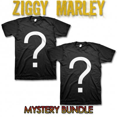 ziggy-marley - Mystery Bundle - 2 Tees!