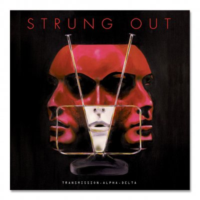 strung-out - Transmission.Alpha.Delta CD