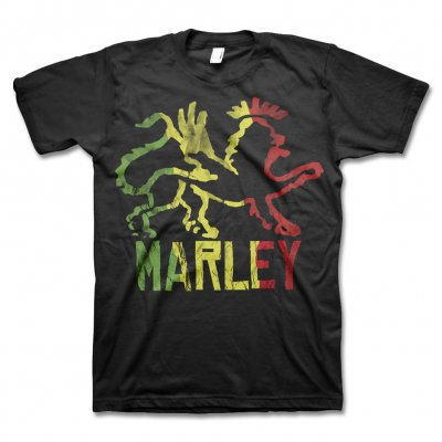 Ziggy Marley - Tri Lion Tee