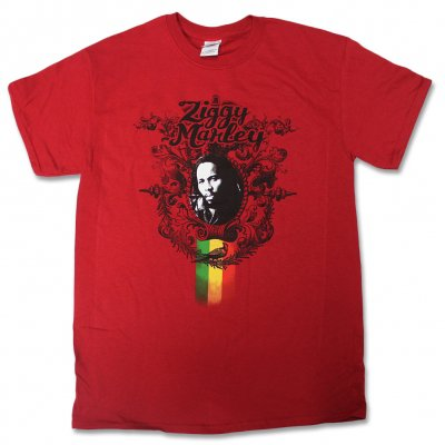ziggy-marley - Peaceful Tee - Men's