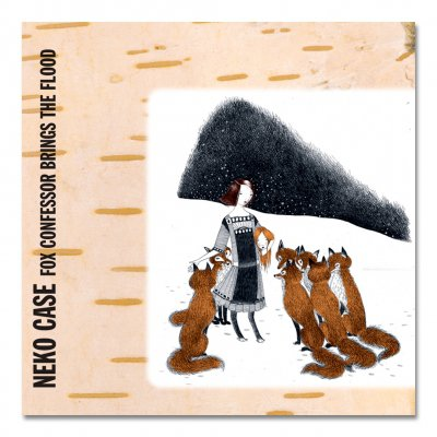neko-case - Fox Confessor Brings The Flood - CD