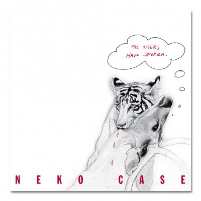neko-case - The Tigers Have Spoken CD
