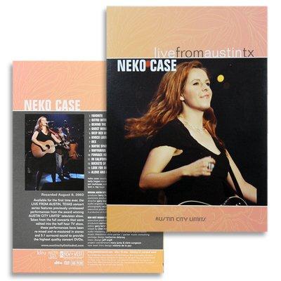 neko-case - Live From Austin TX - DVD