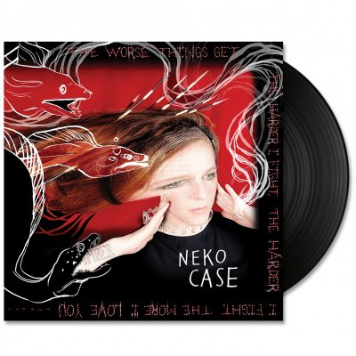 Neko Case - The Worse Things Get... LP