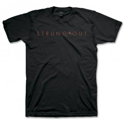 strung-out - Astrolux Transmission Logo Tee (Black)