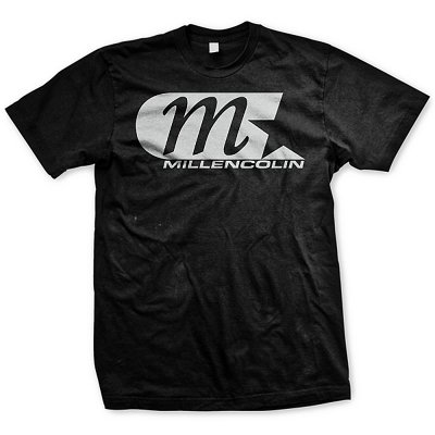 Millencolin - M-Star Logo (Black)