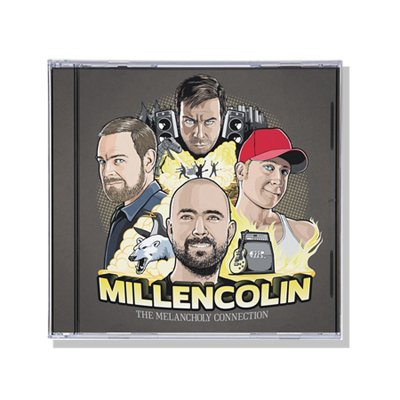 millencolin - The Melancholy Connection - CD/DVD