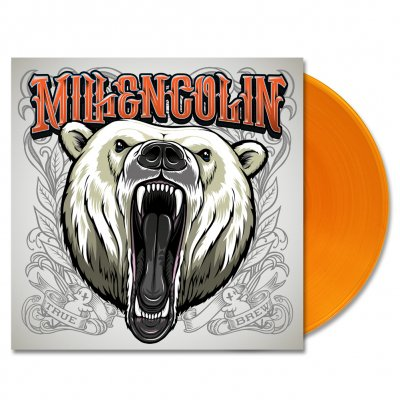 Millencolin - True Brew LP (Orange)
