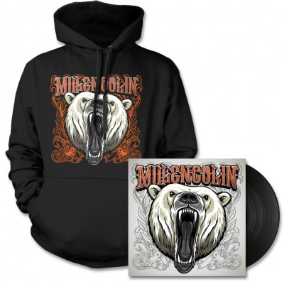 Millencolin - True Brew LP (Black) & Album Hoodie