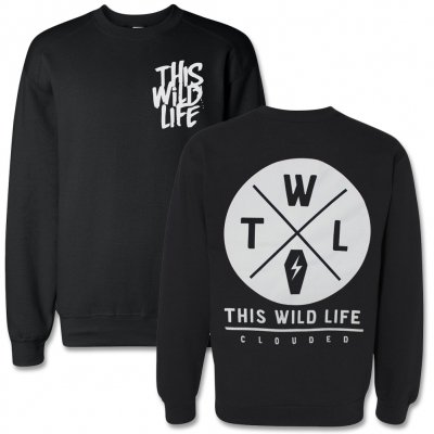 This Wild Life - TWL Coffin Logo Crewneck