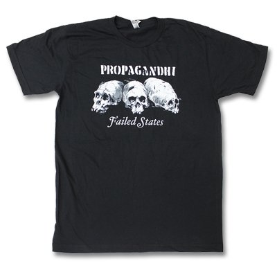 Propagandhi - Failed States Tee (Black)