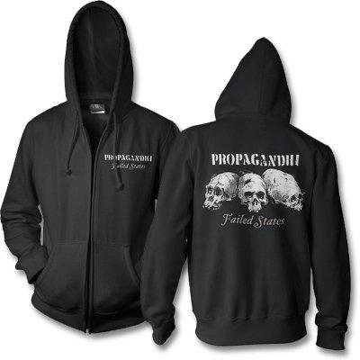 Propagandhi - Failed States Hoodie