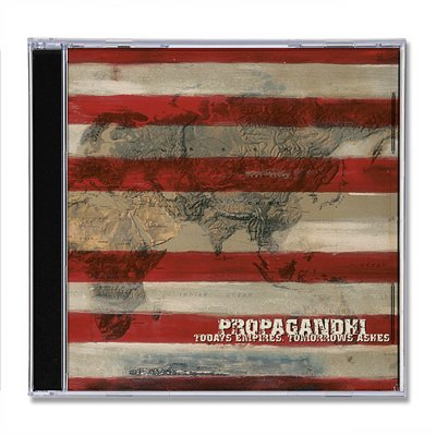 propagandhi - Today's Empires Tomorrow's Ashes CD