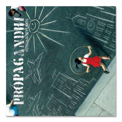 propagandhi - Potemkin City Limits CD