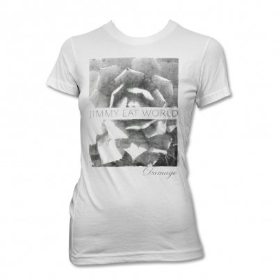 Jimmy Eat World - Rose Photo T-Shirt - Women's
