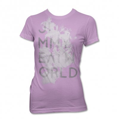 jimmy-eat-world - Cloud Tee -  Women's