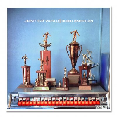 Jimmy Eat World - Bleed American CD (Original)