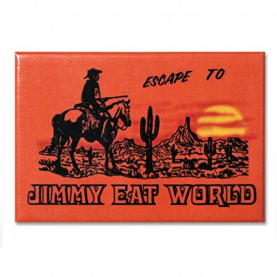 jimmy-eat-world - Escape To... Magnet