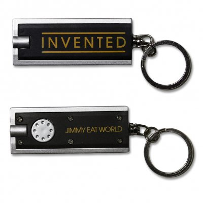 jimmy-eat-world - Invented Keychain Flashlight