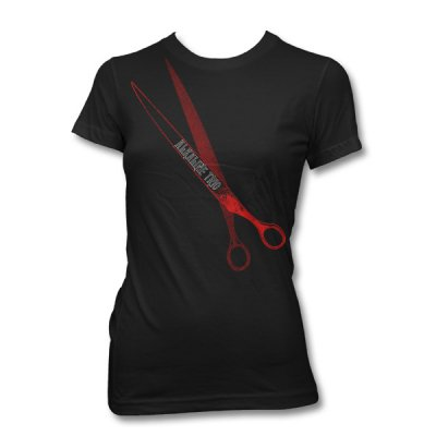 Alkaline Trio - Scissors Tee - Women's
