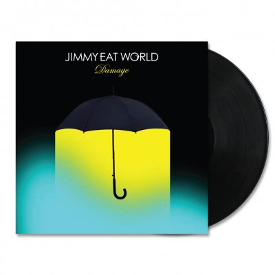 jimmy-eat-world - Damage LP (Black)