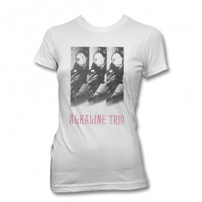 alkaline-trio - Headlight Womens Tee (tour)