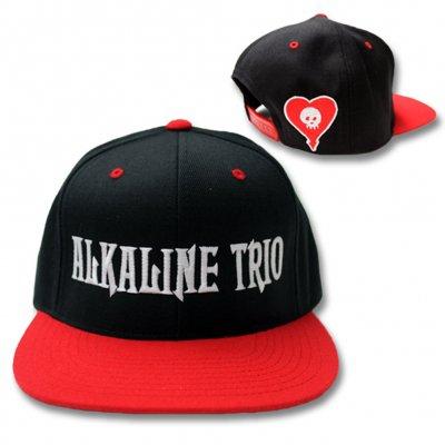 alkaline-trio - Logo Snapback Hat