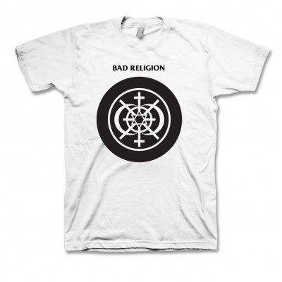 Bad Religion - Multi Icon Tee (White) - Men's