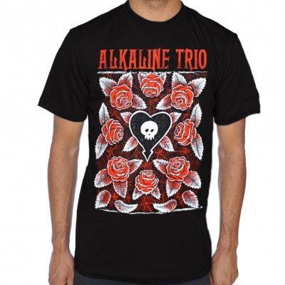 Alkaline Trio - Roses Shirt