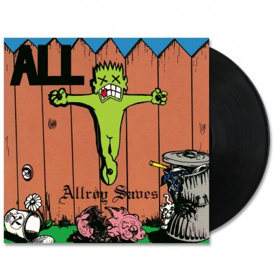 all - Allroy Saves LP (Black)
